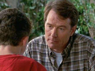 BRYAN CRANSTON (Malcolm In The Middle)