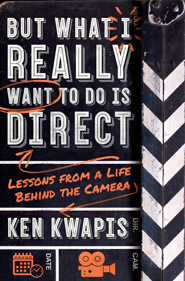 But What I Really Want To Do is Direct Book Cover