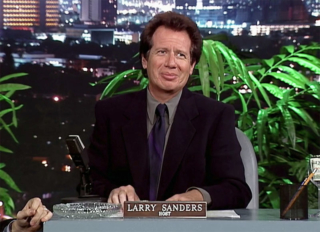 GARRY SHANDLING (The Larry Sanders Show)