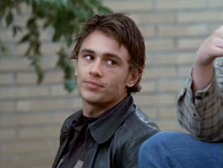 JAMES FRANCO (Freaks and Geeks)