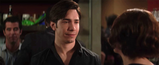 JUSTIN LONG (He's Just Not That Into You)