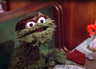 OSCAR THE GROUCH (Sesame Street Presents: Follow That Bird)