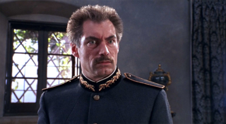 TIMOTHY DALTON (The Beautician and the Beast)